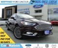 Used 2017 Ford Fusion | SE | 2.0L I-4 | NAV | SUNROOF | REAR CAM | for sale in Brantford, ON