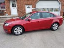 Used 2012 Chevrolet Cruze LT Turbo w/1SA for sale in Bowmanville, ON