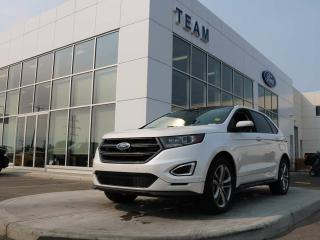 Used 2015 Ford Edge Sport, Blind Spot, HID Headlights, Heated Rear Seats, Panoramic Roof for sale in Edmonton, AB