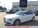 Used 2016 Audi A4 Progressiv plus | NO ACCIDENTS | NAVIGATION for sale in Kitchener, ON