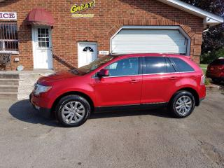 Used 2010 Ford Edge Limited for sale in Bowmanville, ON