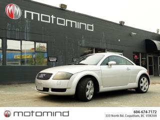 Used 2000 Audi TT for sale in Coquitlam, BC