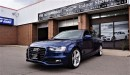 Used 2013 Audi A4 2.0 T S- LINE Prestige AWD QUATTRO NO ACCIDENT for sale in Mississauga, ON