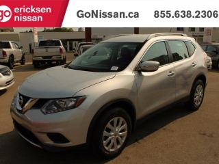 Used 2015 Nissan Rogue S, AWD, Blue Tooth, Power Windows, Great on gas! for sale in Edmonton, AB
