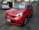 Used 2015 Nissan Micra SV for sale in Sutton West, ON