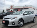 Used 2015 Toyota Corolla S w/ Backup Camera, Heated Seats for sale in Etobicoke, ON