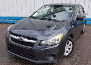Used 2013 Subaru Impreza 2.0i AWD Hatchback *BLUETOOTH* for sale in Kitchener, ON