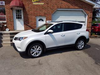 Used 2013 Toyota RAV4 LIMITED  for sale in Bowmanville, ON
