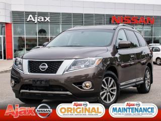 Used 2015 Nissan Pathfinder SL*Ajax Nissan Original*Premium Tech Package for sale in Ajax, ON