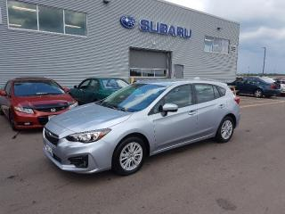 Used 2017 Subaru Impreza Touring for sale in Dieppe, NB