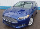 Used 2014 Ford Fusion HYBRID *LEATHER-HEATED SEATS* for sale in Kitchener, ON
