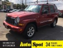 Used 2005 Jeep Liberty Limited/LOW, LOW KMS!/PRICED FOR A QUICK SALE for sale in Kitchener, ON