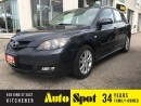 Used 2007 Mazda MAZDA3 GS NICE CAR!/PRICED FOR A QUICK SALE for sale in Kitchener, ON