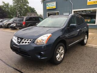 Used 2012 Nissan Rogue SV  AWD for sale in Belmont, ON