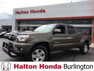 Used 2014 Toyota Tacoma V6|ALLOYS|KEYLESS ENTRY for sale in Burlington, ON