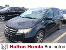 Used 2014 Honda Odyssey TOURING/ LEATHER HEATED SEATS/ NAVIGATION for sale in Burlington, ON