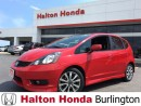 Used 2013 Honda Fit SPORT|HEATED MIRRORS|BLUETOOTH for sale in Burlington, ON