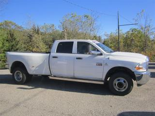 Used 2012 Dodge Ram 3500 ST 4x4 Crew Cab AS TRADED! for sale in Aylmer, ON