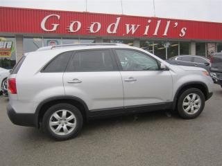 Used 2011 Kia Sorento LX! HEATED SEATS! for sale in Aylmer, ON