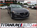 Used 2014 Mazda MAZDA3 Sport+GS+Camera+GPS+BlueTooth+New Tires & Brakes++ for sale in London, ON