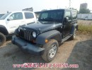 Used 2010 Jeep WRANGLER SPORT 2D UTILITY 4WD 3.8L for sale in Calgary, AB