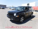 Used 2016 Jeep PATRIOT HIGH ALTITUDE 4D UTILITY 4WD 2.4L for sale in Calgary, AB