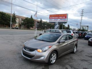 Used 2012 Hyundai Elantra GLS,SUNROOF for sale in Scarborough, ON