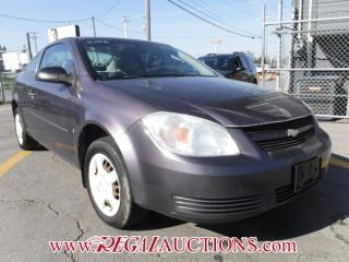 Used 2006 Chevrolet COBALT LS 2D COUPE for sale in Calgary, AB