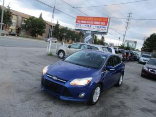 Used 2012 Ford Focus SEL,SEL,Fully loaded!!!!!!!!!!!!!! for sale in Scarborough, ON