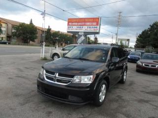 Used 2012 Dodge Journey SXT ,7 PASSENGER for sale in Scarborough, ON