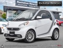 Used 2013 Mercedes-Benz Smart fortwo PASSION - NAVIGATION|PANORAMIC|NO ACCIDENTS for sale in Scarborough, ON