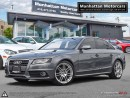Used 2012 Audi A4 2.0T QUATTRO S-LINE SPORT|SUNROOF|PHONE|NOACCIDENT for sale in Scarborough, ON
