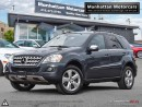 Used 2010 Mercedes-Benz ML 350 ML350 ULTRA PREMIUM |NAV|CAMERA|DVD|BLUETOOTH for sale in Scarborough, ON