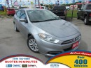 Used 2014 Dodge Dart AERO | TURBO | BACKUP CAM | SAT RADIO for sale in London, ON