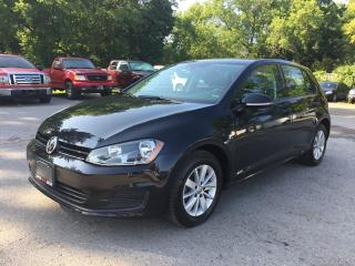 Used 2016 Volkswagen GOLF TSI S * BACKUP CAMERA * HEATED SEATS * BLUETOOTH for sale in London, ON