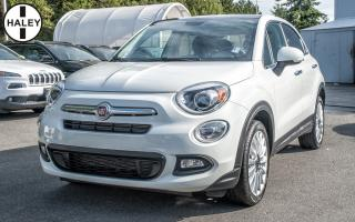 Used 2016 Fiat 500X Lounge for sale in Surrey, BC