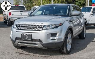 Used 2012 Land Rover Evoque Pure Plus for sale in Surrey, BC