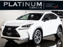 Used 2016 Lexus NX200t F-SPORT, CAMERA, SUN for sale in North York, ON