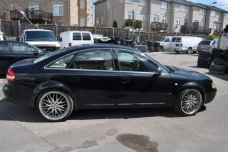 Used 2001 Audi A6 4.2 (A5) for sale in Aurora, ON