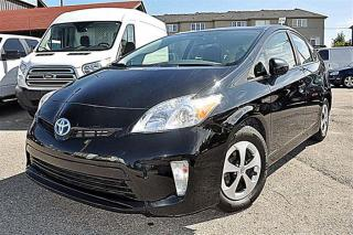Used 2012 Toyota Prius TOURING, TOYOTA SAFETY for sale in Aurora, ON