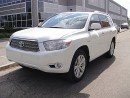 Used 2008 Toyota Highlander HYBRID Limited,Navi,Leath,Cam for sale in Aurora, ON