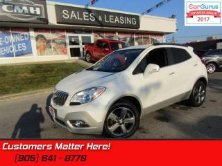Used 2014 Buick Encore Convenience  AWD, CAMERA, BLUETOOTH for sale in St Catharines, ON
