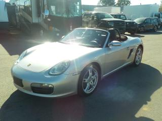 Used 2007 Porsche Boxster CONVERTIBLE for sale in Burnaby, BC
