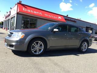 Used 2012 Dodge Avenger SXT, Heated Seats, Alloy Wheels!! for sale in Surrey, BC