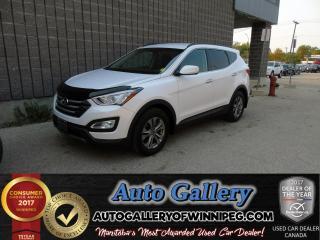 Used 2015 Hyundai Santa Fe Sport AWD *Htd. Seats for sale in Winnipeg, MB