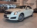 Used 2013 Cadillac ATS LUXURY-AWD-NAVIGATION-REAR CAM-LOADED-ONLY 96KM for sale in York, ON