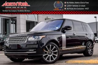 Used 2017 Land Rover Range Rover SC Autobiography LWB|AWD|MassageSeats|RearDVDs|Meridian for sale in Thornhill, ON