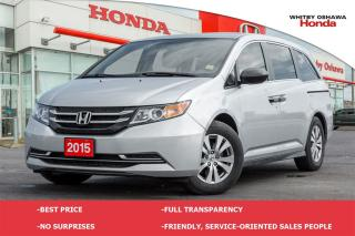 Used 2015 Honda Odyssey SE (AT) for sale in Whitby, ON