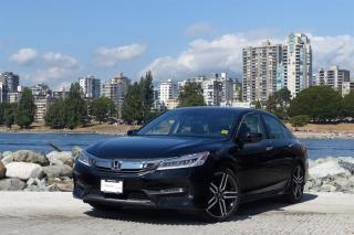 Used 2016 Honda Accord Sedan V6 Touring 6AT *Leater/Navigation* for sale in Vancouver, BC