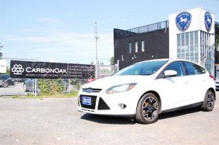 Used 2012 Ford Focus Titanium Hatchback for sale in Ottawa, ON